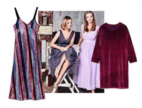 Платье, в котором сбываются мечты — в каком платье встретить Новый год