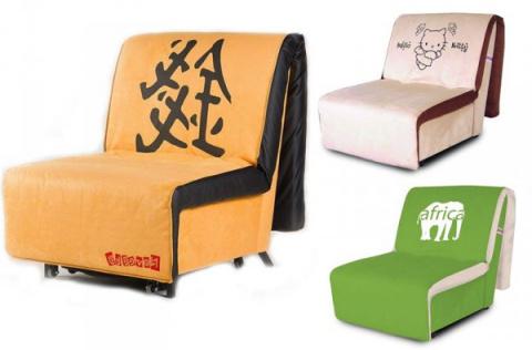 Кресло-кровать для ежедневно…