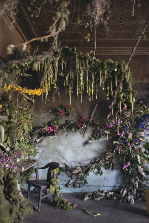 Цветочный дом — суперпроект …