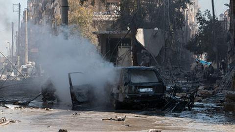 И нашим, и вашим: как Ракка оказалась для курдов куском «слоеного пирога» Сирии