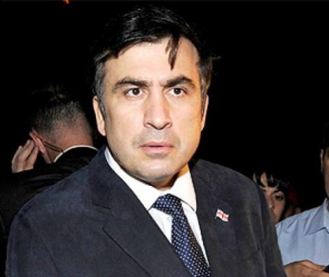 "Обращение Саакашвили: ""SOS! …"