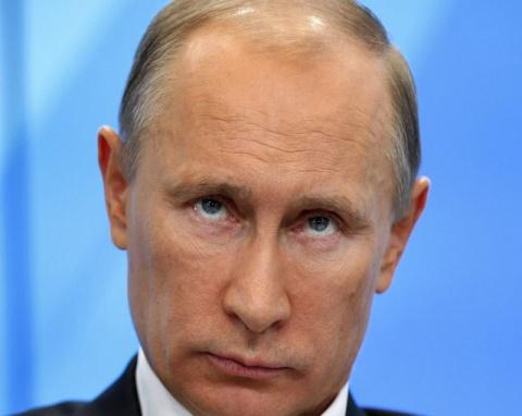 Путин ответил Порошенко на «немытую Россию»