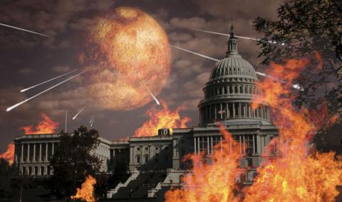 Конспиролог пророчит очередной Конец света из-за Планеты Икс осенью 2017 года