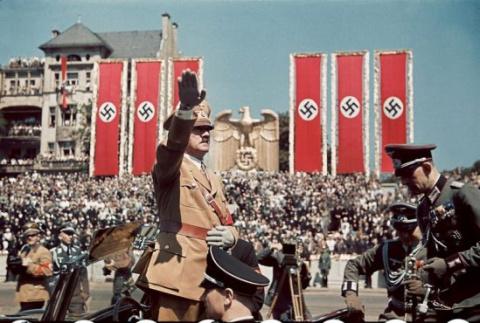Джихад Гитлера. Как фюрер ис…