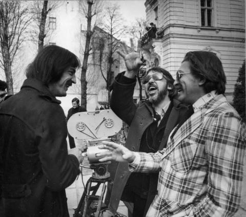 Редкие фото советских актеров.