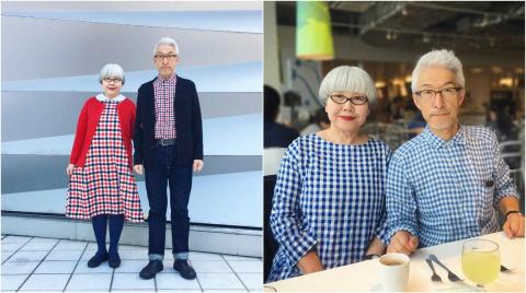 Эта пара из Японии в браке уже 37 лет, и у нее есть одна очень милая традиция
