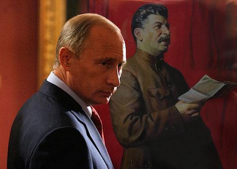 Сталин или Путин, кто лучший управленец?