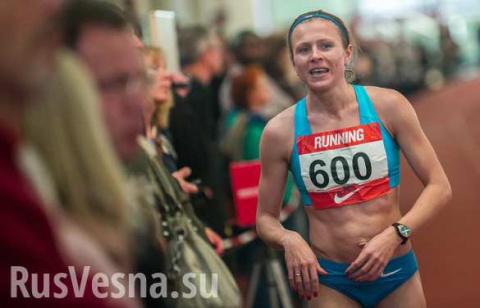 «Иуда российской лёгкой атлетики» не смогла завершить первый забег под флагом ЕФЛА