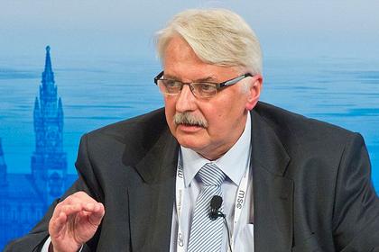 Глава МИД Польши обвинил ССС…