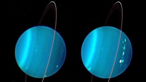 Уран не перестает удивлять ученых