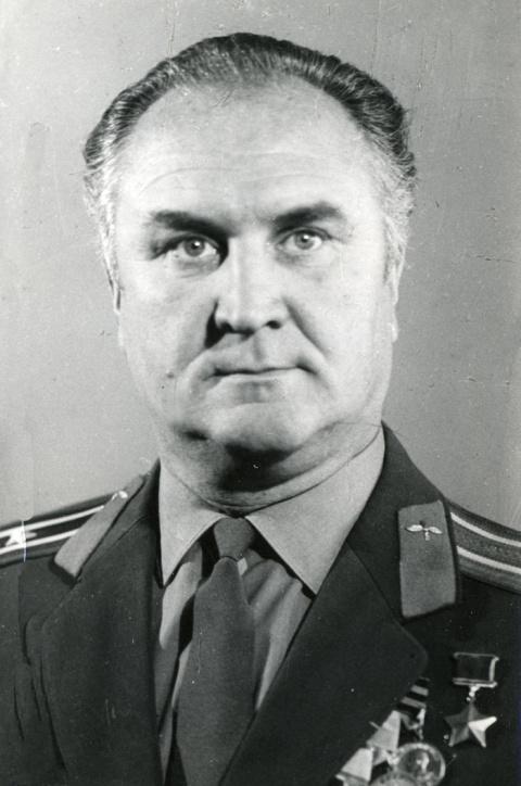 Авиаторы. Машковцев Борис Вячеславович
