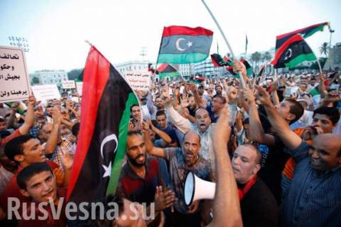 Без России хаос в Ливии не побороть