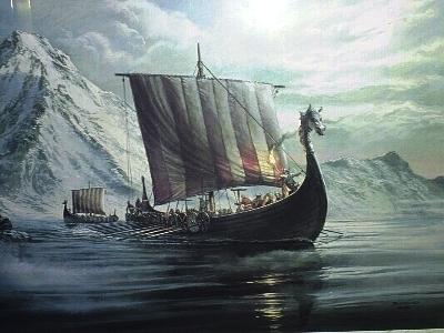 Тайна «Золотой Чаши» викингов