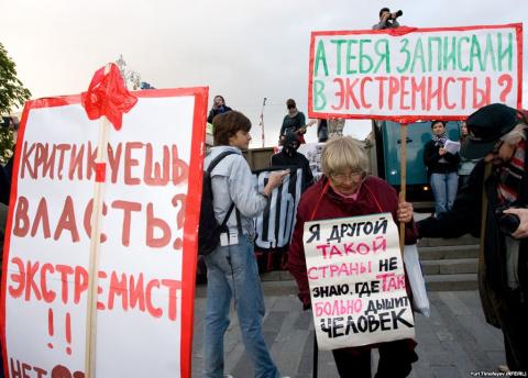 Что такое экстремизм в РФ
