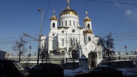 С камерой по Москве!