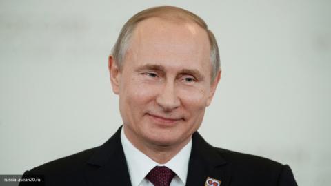 Путин призвал пограничников …