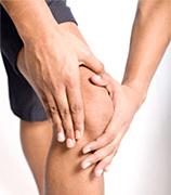 Как уменьшить боль в коленном суставе бабушке 88лет внутрисуставные связки
