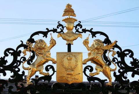 герб шереметьевых