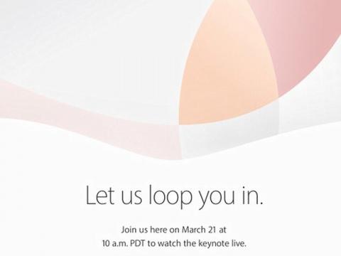 Весенняя презентация Apple: …