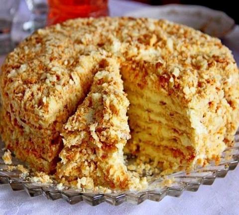 Самый вкусный торт «Светлана…