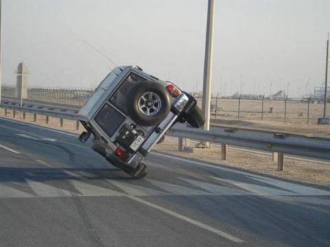 В России вступил в силу запрет на опасное вождение