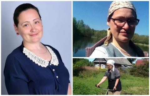 Мария Воронова: «Сутки я хирург, трое – писатель»