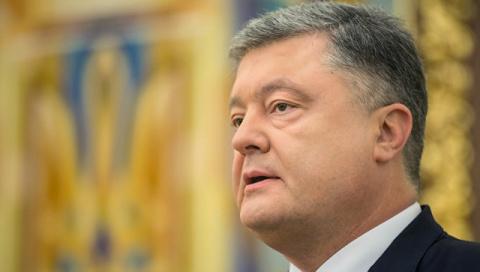 """Порошенко поблагодарил крымчан за """"непоколебимую веру"""" в Украину"""