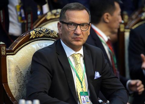 Уволен посол Украины, выступ…