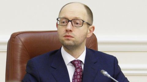 Руководитель «Кобры» показал Яценюку средний палец