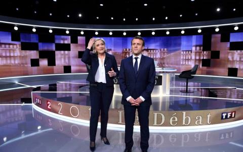 Если бы победила Марин Ле Пен: раскрыт кровавый «план Б» для Франции