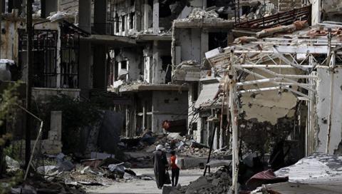 Удар с рикошетом. Дональд Трамп в Сирии отбивается от нападок в США