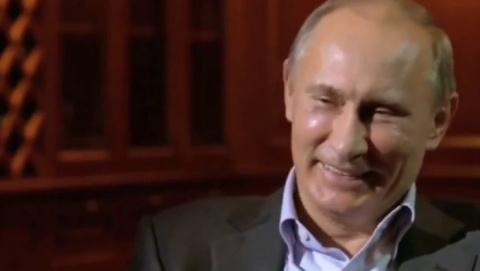 Предвыборный ролик Трампа с Путиным и Клинтон