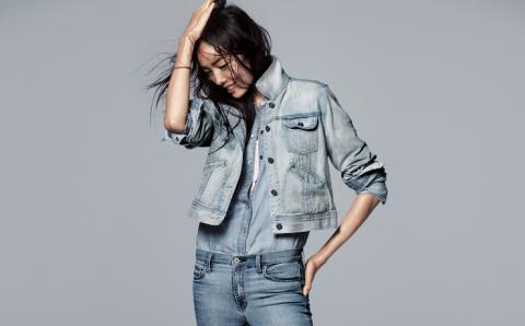 Нескучные сочетания с джинсами