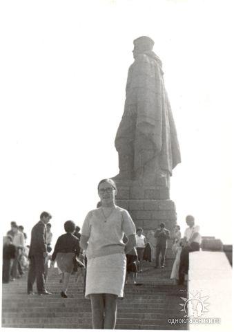 """Памятник """" АЛЕША"""" в Пловдиве."""