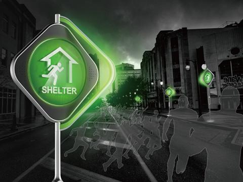 Предупредительные сигналы во время катастроф и бедствий