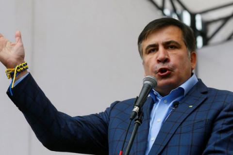 Саакашвили озвучил сколько с…