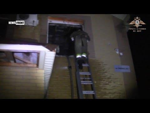 ВСУ нанесли удар по частному сектору в районе железнодорожного вокзала Донецка