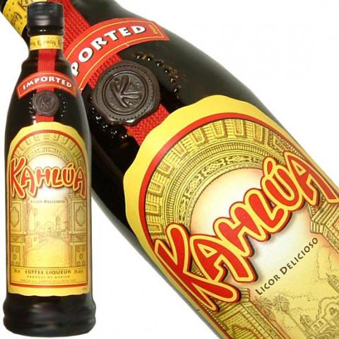 Спиртные напитки. Kahlua (Калуа)