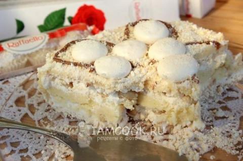 Торт «Полет» по ГОСТ