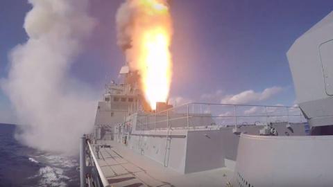 Российский крейсер «Адмирал …
