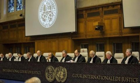 Международный суд ООН жесток…