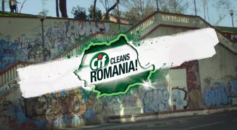 Cif отмыл Румынию