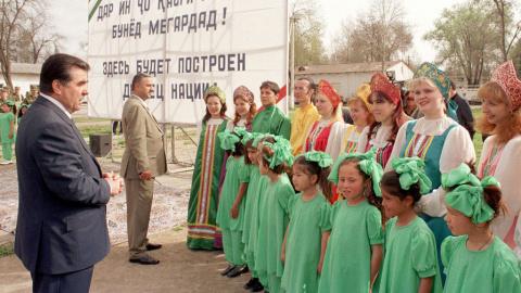 Как русские стали чужими в Т…