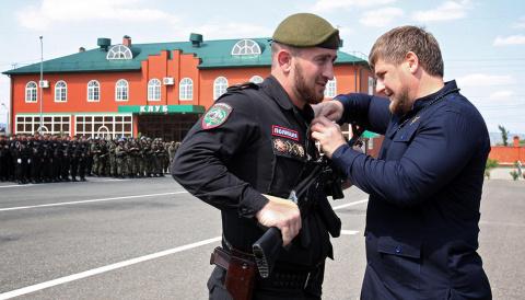 Рамзан Кадыров о нападении н…