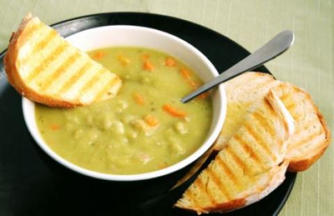 Семь рецептов горохового супа