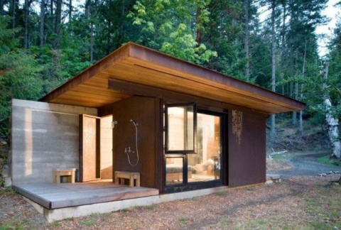 10 крошечных уютных домиков, в которых вы обязательно захотите пожить
