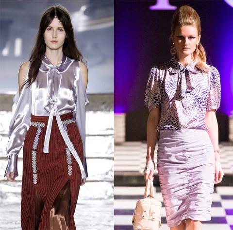 В ногу с модой — 15 вариантов красивейших блузок этой весны: женственно и стильно!