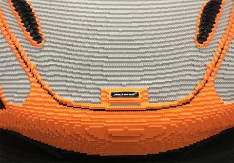 McLaren соберет полноразмерн…