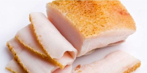Соленое свиное сало и мифы о нем