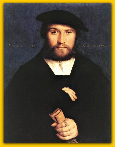 Портрет Члена Семьи Wedigh.